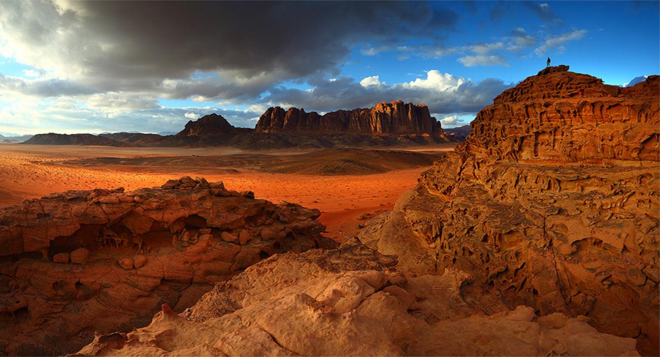 Gulf Circle Tours | Jordan